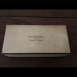 Vintage Chanel soap